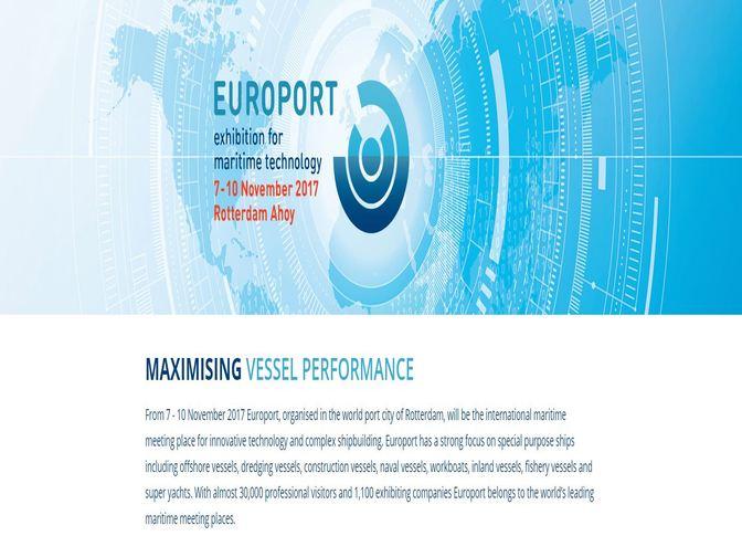Europort 2017 Concordia Group