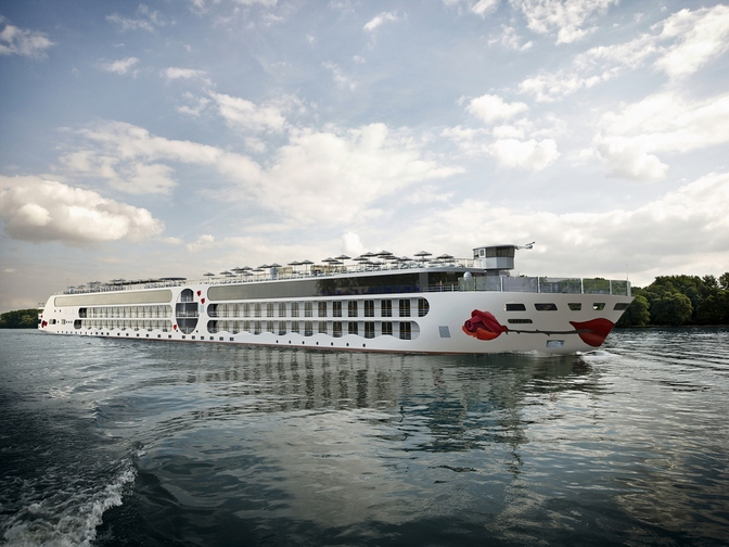 Preview newbuild River Cruise Vessel  Concordia Damen