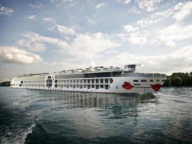 Preview newbuild River Cruise Vessel  Concordia Damen
