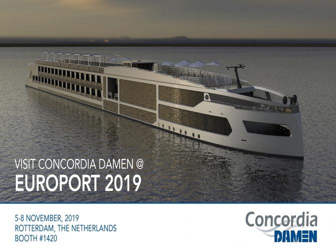 Europort 2019 Concordia Damen