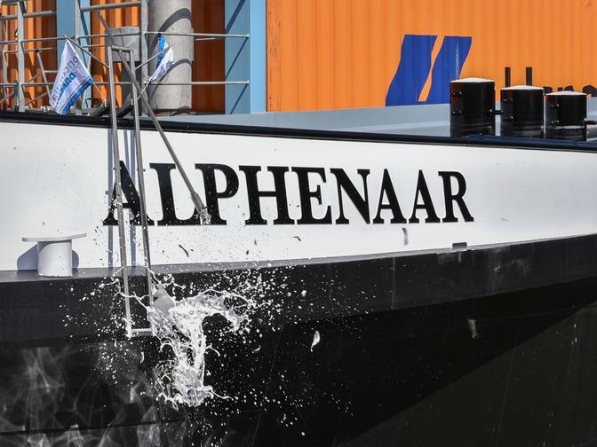 Doopceremonie Alphenaar Concordia Damen