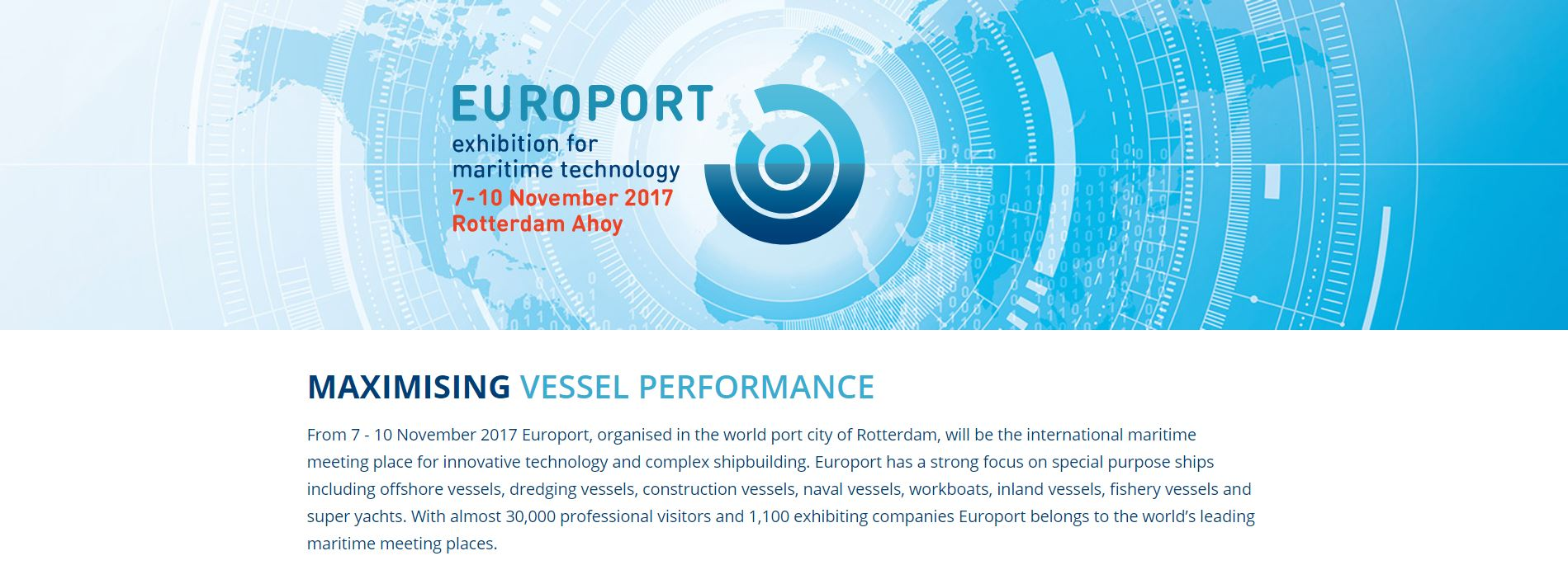 Europort 2017 | Concordia group